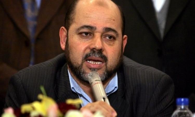 «أبومرزوق»: استئناف المفاوضات مع إسرائيل برعاية مصرية الأسبوع المقبل