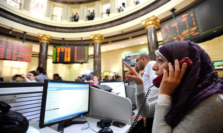 ارتفاع مؤشرات البورصة بداية جلسة اليوم وتحقق 2.9 مليار جنيه ارباح