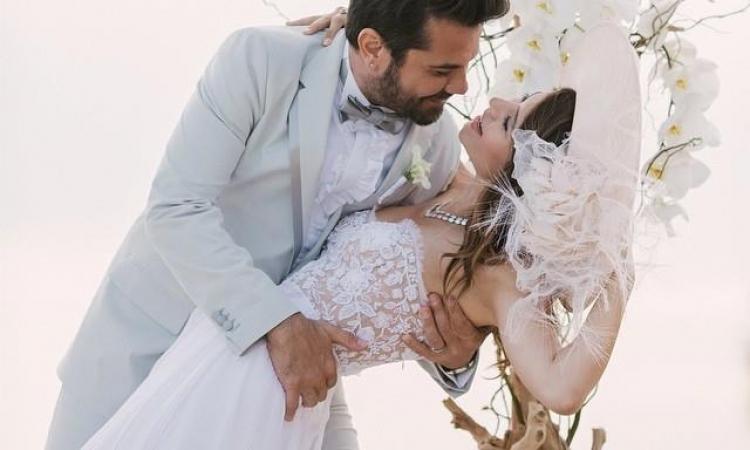 بيرين سات وزوجها يخوضان عالم الأعمال