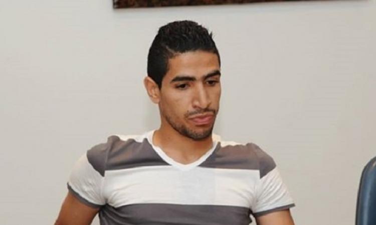 طبيب الأهلي: أصابة محمد فاروق برشح في الركبة