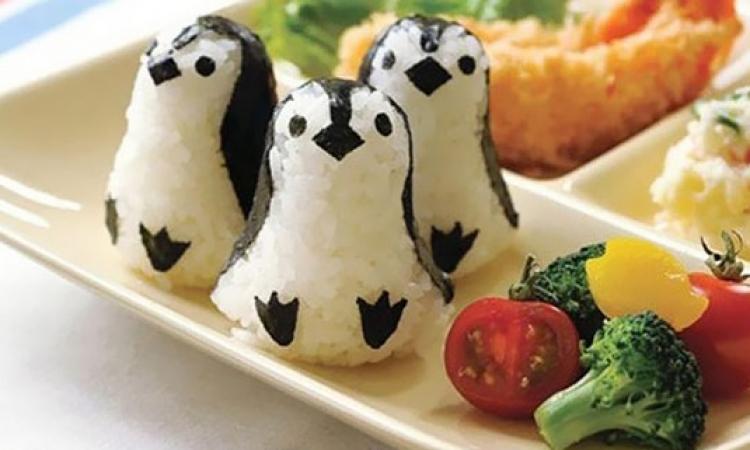 اطباق يابانية مدهشة وشهية .. جميع ابطالها من الحيوانات