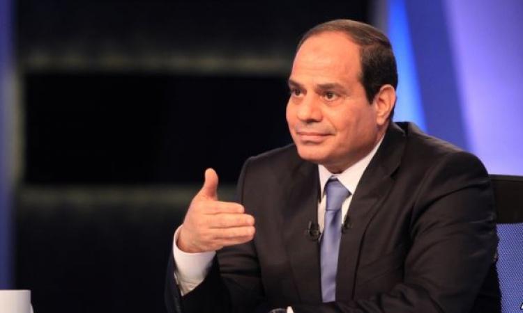 السيسي : مصر دولة محورية في المنطقة وعلاقتنا مع أمريكا استراتيجية وقوية