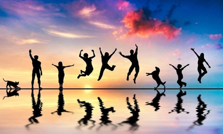 بالصور .. 10 خطوات من اجل تحقيق السعادة
