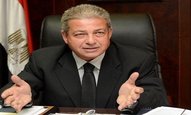 وزير الرياضة يعرض أزمة قضية الأهلى على مجلس الوزراء اليوم