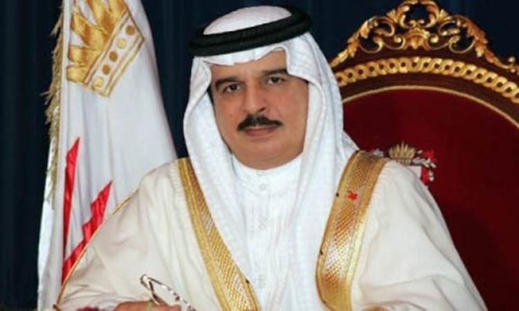 ملك البحرين: مصر دليل على صحة العالم العربي