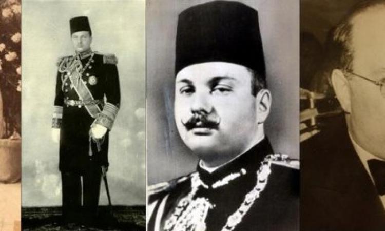 """فيديو بالألوان للملك فاروق مع الرئيس الأمريكي روزفلت على أنغام """" اسلمي يا مصر"""""""