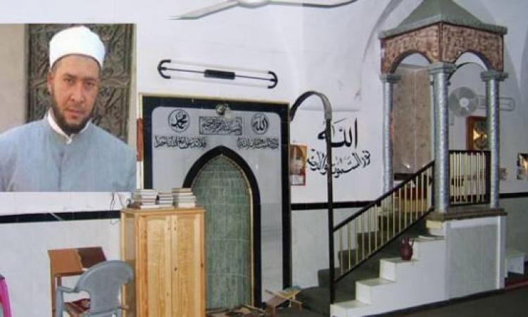 الشرقية تودع إمام مسجد نطق الشهادتين لإلقاء الخطبة.. فمات على المنبر