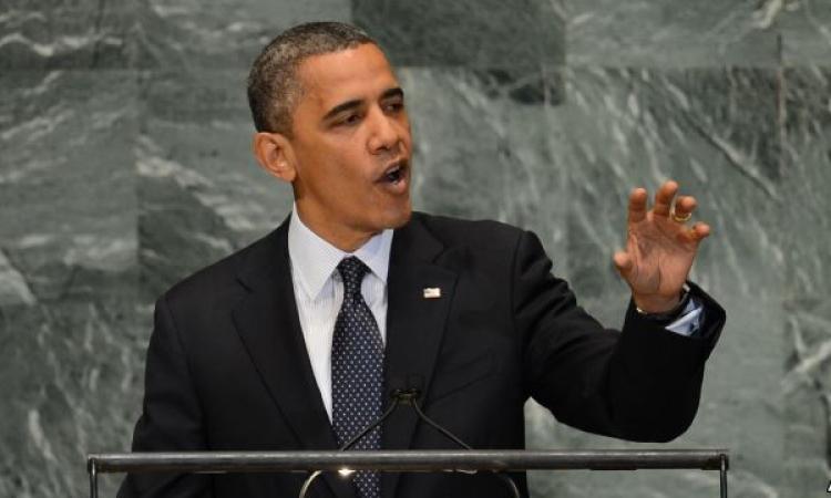 أوباما يدعو مقاتلي الدولة الإسلامية لمغادرة أرض المعركة