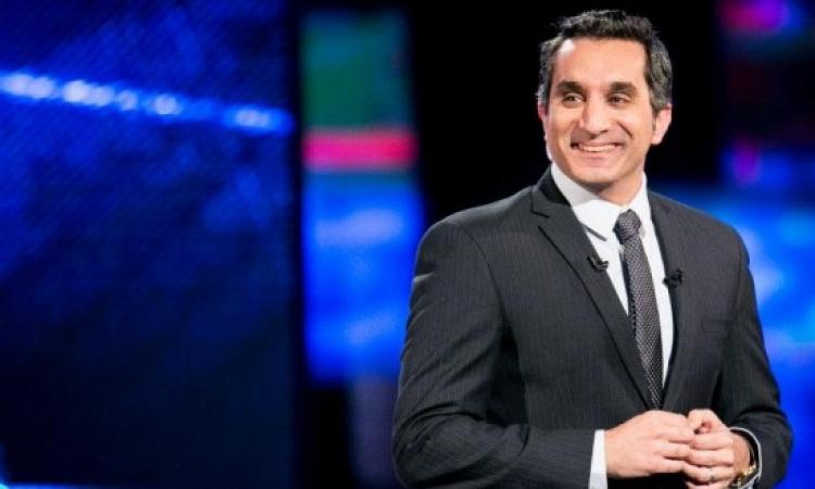 باسم يوسف يوجه رسالة خاصة لقناة النهار  !!