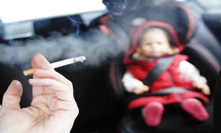 الأباء المٌدخنين سبب زيادة نسبة الإصابة بالربو للأطفال