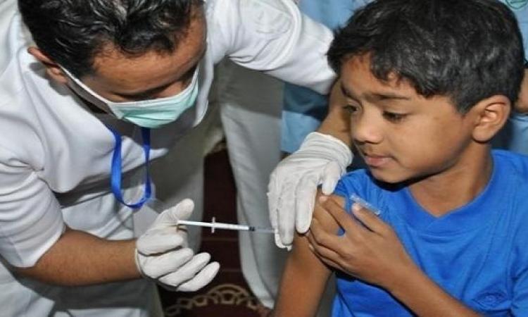 بدء تطعيم 8 ملايين تلميذ ضد الالتهاب السحائي والدفتيريا والتيتانوس اعتباراً من السبت المقبل