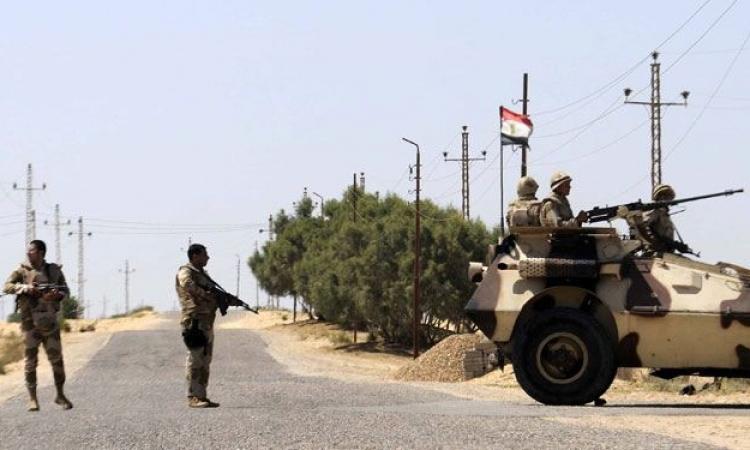 مد حالة الطوارئ فى سيناء 3 أشهر أخرى بسبب الإرهاب
