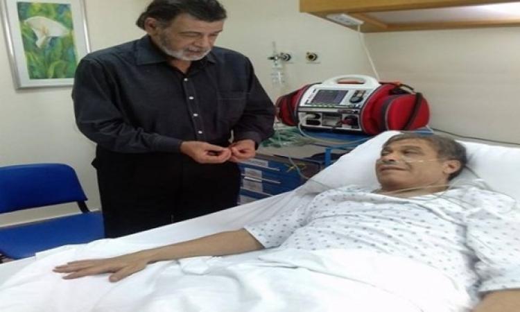 تضارب الأقاويل حول الحالة الصحية للفنان خالد صالح