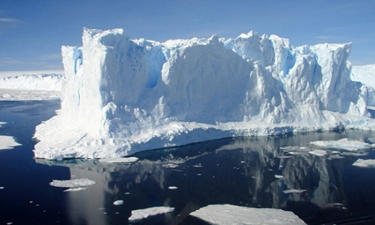 ذوبان جليد انتاركتيكا يرفع منسوب البحار 3 أمتار