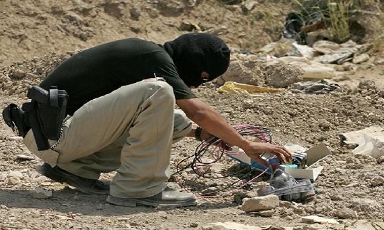 إصابة 3 جنود في انفجار عبوة ناسفة استهدفت ناقلات جنود بالعريش