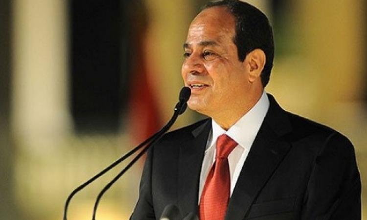 """مصدر رئاسي: قانون تجريم """"الإساءة للثورتين """" لإنهاء انقسام المجتمع المصري"""