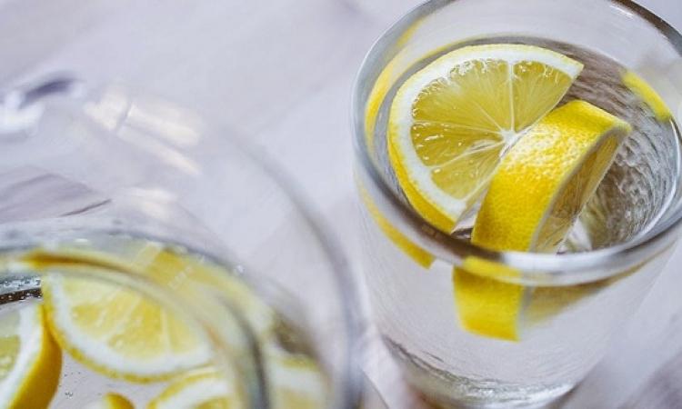 تعرف على فوائد شرب الماء بالليمون ابرزها التخلص من حصوات الكلى