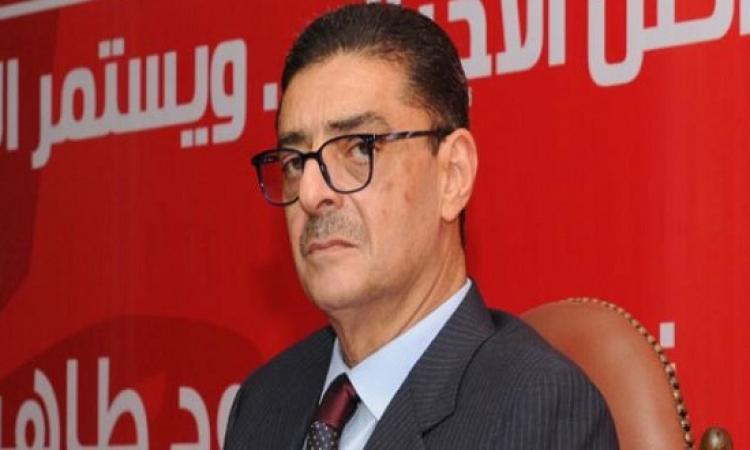 محمود طاهر: نرفض الزج باسم النادى الأهلى فى أي خلافات شخصية