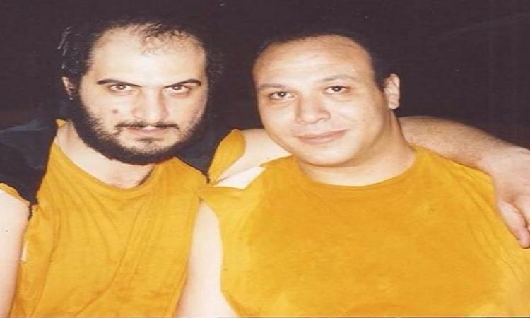 """رسالة وداع بقلم خالد الصاوى الى صديق الكفاح الراحل"""" خالد صالح """""""