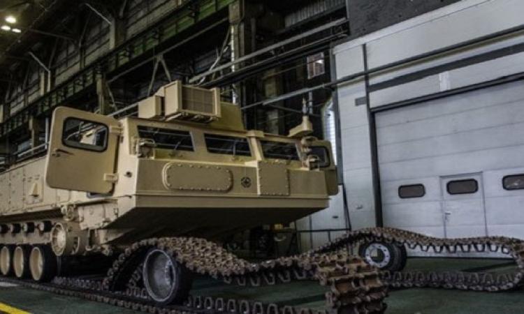 مصنع روسى يصنع 22 هيكلا لمنظومة S-300VM المرسلة لمصر
