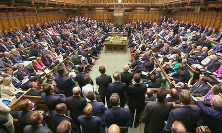 مجلس العموم البريطانى يصوت اليوم على الانسحاب من الاتحاد الاوروبى دون اتفاق