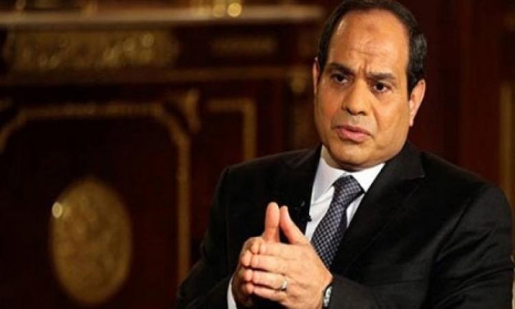 «التموين»: السيسي عرض على الشركات الأمريكية مشروعين عملاقين بمصر
