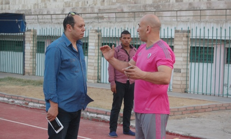 إبراهيم حسن : طارق حامد إضافة قوية للزمالك ..و ننتظر شيكابالا