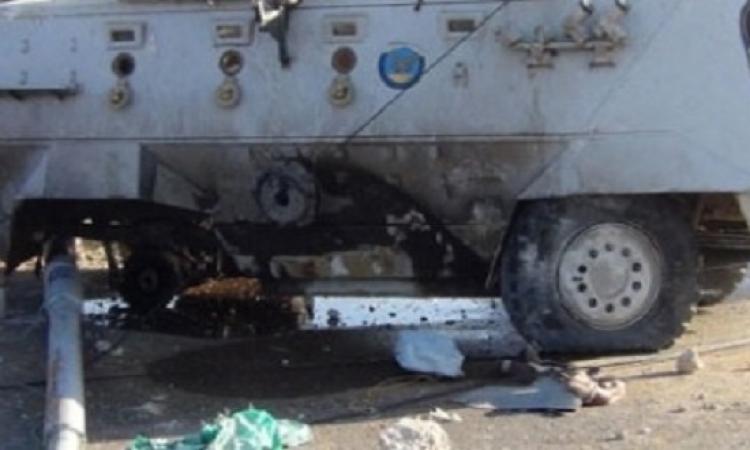 نيابة شمال سيناء :  استدعاء المسئولين عن دفاتر تسيير المركبات والمدرعات