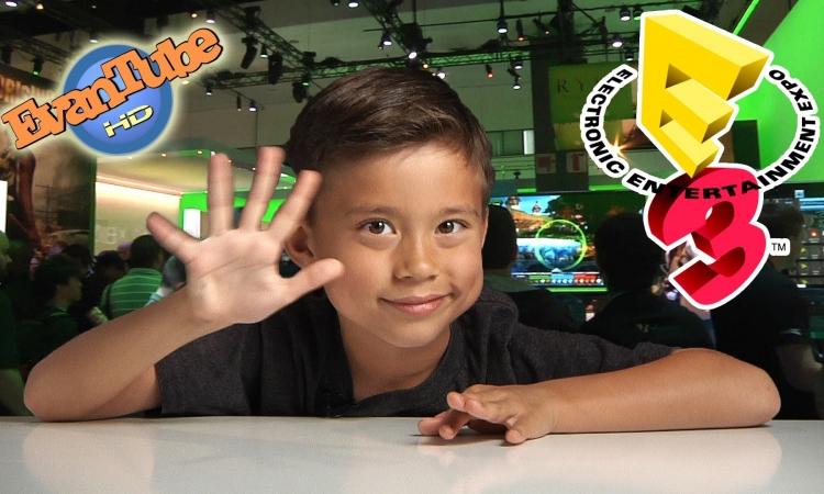 بالفيديو .. طفل يربح 1.3 مليون دولار سنويا بدون مجهود