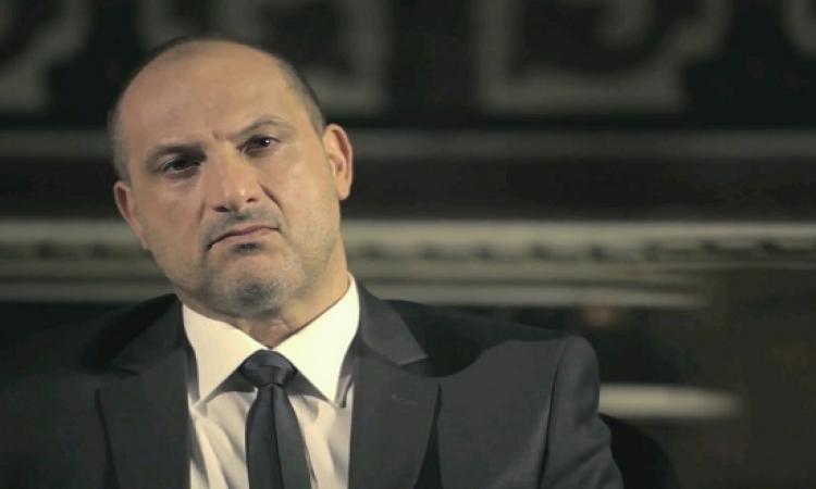 خالد الصاوى يخطف الأضواء فى حفل تكريم نجوم دراما 2014