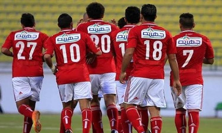 لاعبى الأهلى ممنوعون من التصريحات الإعلامية حتى 2 مايو