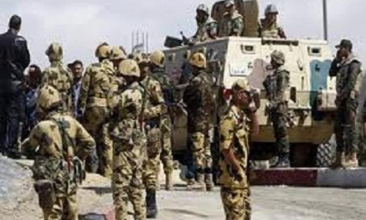 العثور على جثتين لشابين بالشيخ زويد في شمال سيناء