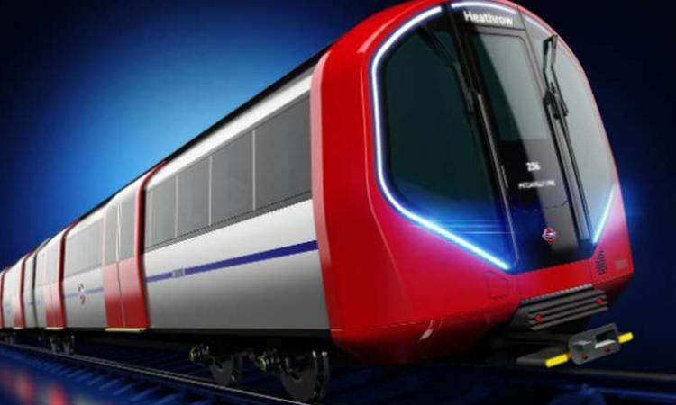بالصور.. هل يتحول قطار لندن لمكوك فضائي