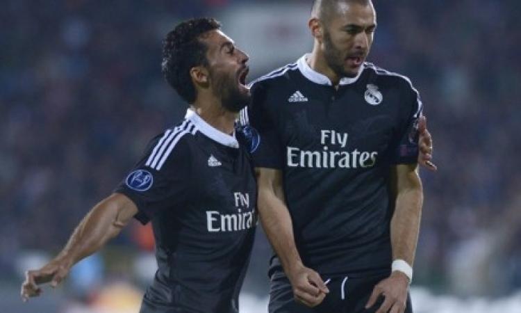 بالفيديو .. بنزيمة يقود ريال مدريد بطل أوروبا لفوز صعب على لودوجورتس