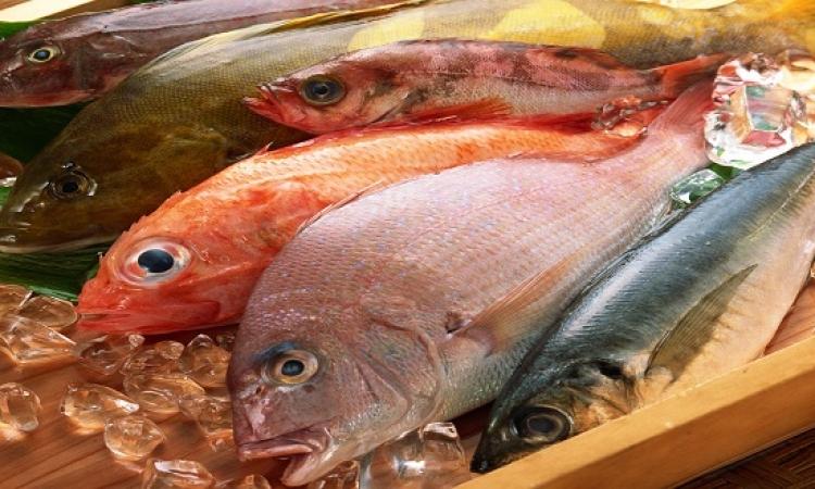 السمك يقاوم السرطان ويعالج الاكتئاب ويقوى النظر