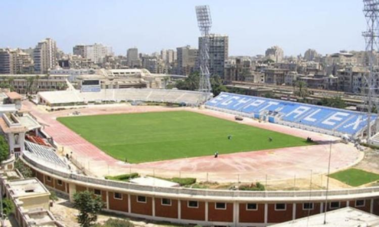 الحماية المدنية تسيطر على حريق بأستاد القاهرة