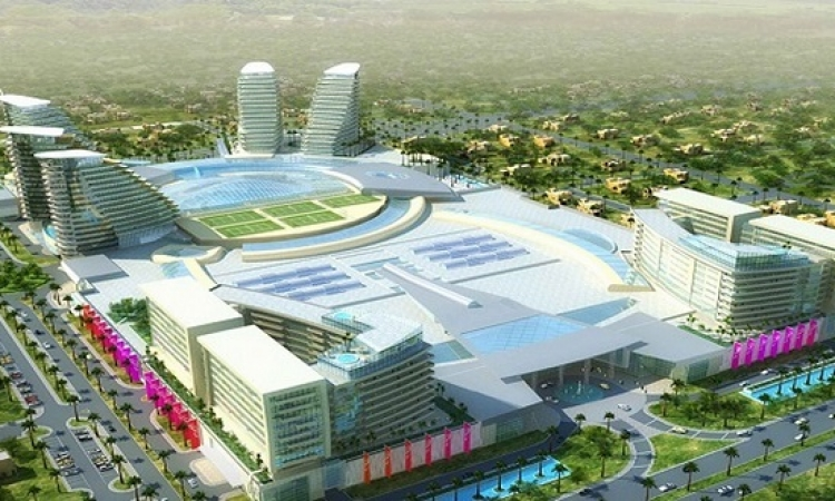 افتتاح اكبر مركز تسوق فى العالم بدبى