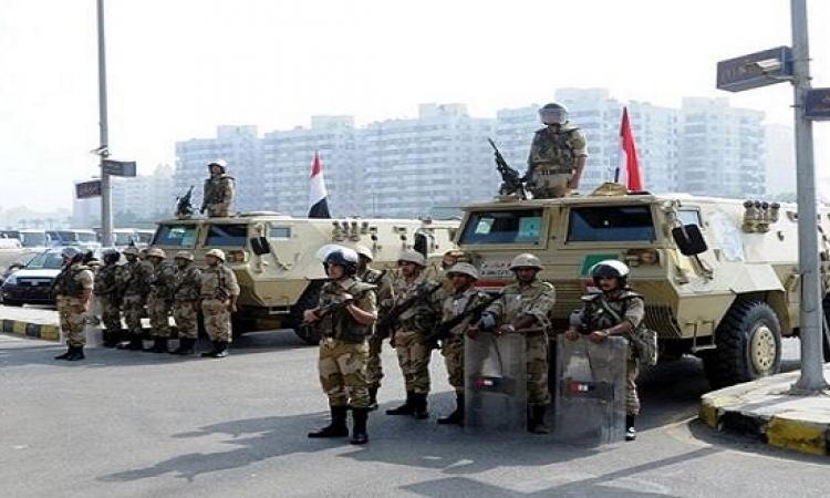 مصدر عسكرى : الجيش تسلّم ماسبيرو والبنك المركزي ومحطات الكهرباء والمياه