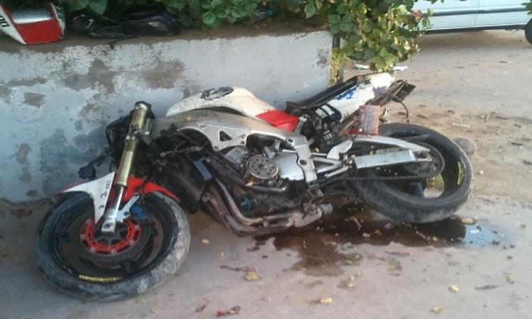 مقتل شخص وإصابة آخر في انفجار عبوة ناسفة كانا يحملاها على دراجة بخارية بدائري الجيزة