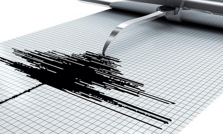 زلزالان متتاليان یضربان جنوب شرق إیران فجر اليوم