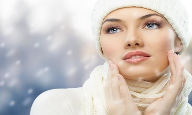 أهمية للعناية بالبشرة في الشتاء