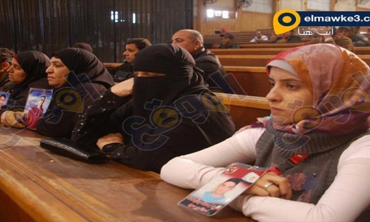 بالصور .. جلسة قضية أحداث بور سعيد بأكاديمية الشرطة