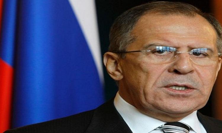 وزير الخارجية الروسى : لن نحارب تركيا لكننا سنرد على اسقاط الطائرة
