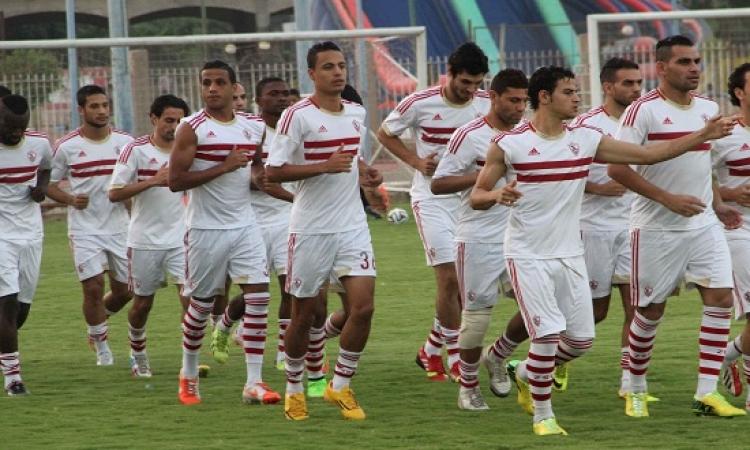 نادي الزمالك يفوز علي الرجاء3-2 في مباراة مثيرة