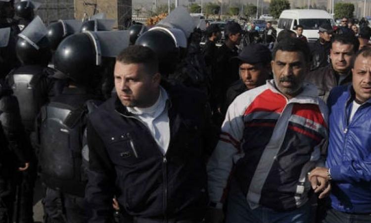 قوات الامن تضبط 145 إخوانيًا وتبطل مفعول 8 عبوات ناسفة
