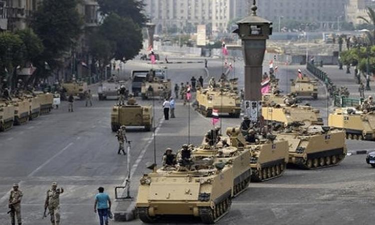 """قوات الجيش تغلق ميدان التحرير بعد دعوات للتظاهر احتجاجا على """"يوم البراءات"""""""