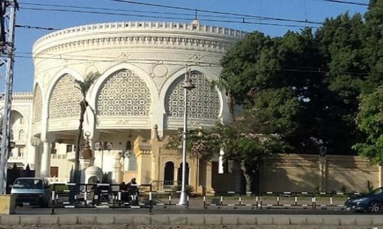 واجب ضيافة الإعلاميين فى قصر الرئاسة .. طبق حلويات ب 5 جنيه !!
