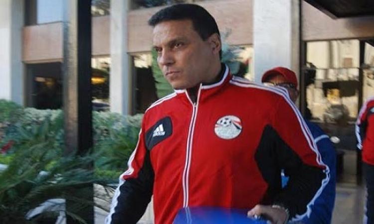 البدرى يختتم تدريبات المنتخب الأوليمبى لمواجهة الجزائر