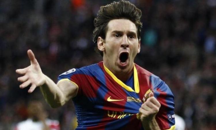 ميسي .. أفضل هداف في تاريخ الدوري الإسباني لكرة القدم