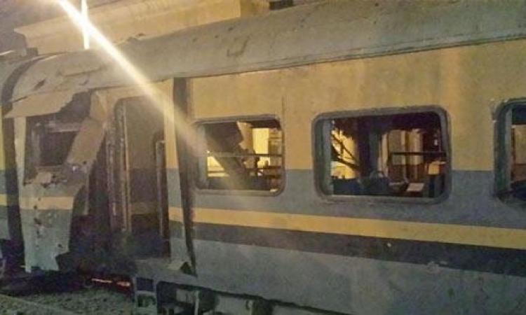 مصدر امني: استشهاد اثنين من أمناء الشرطة وإصابة 10 بانفجار عبوة داخل محطة منوف